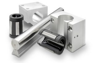 Thomson Round Rail and Super Smart Bearings